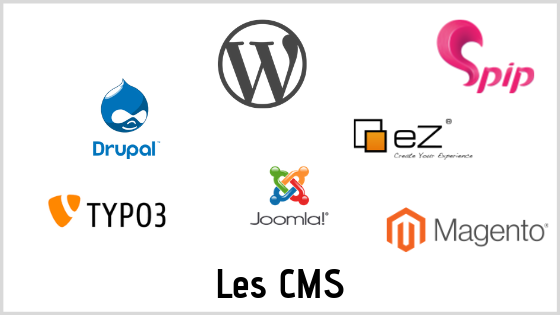 White Flute Webmaster - Logos CMS WordPress Drupal Joomla Spip