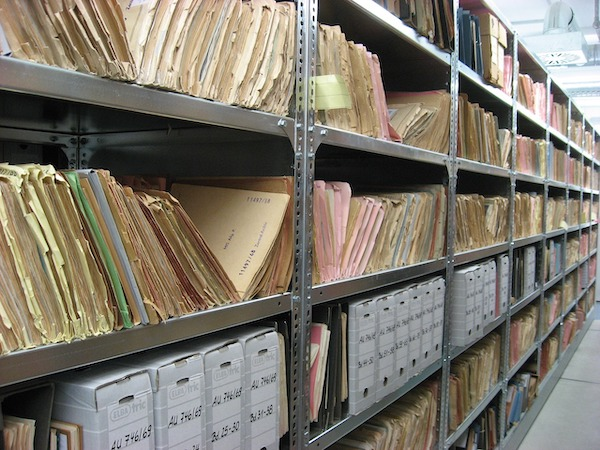 Rangement et classement documents