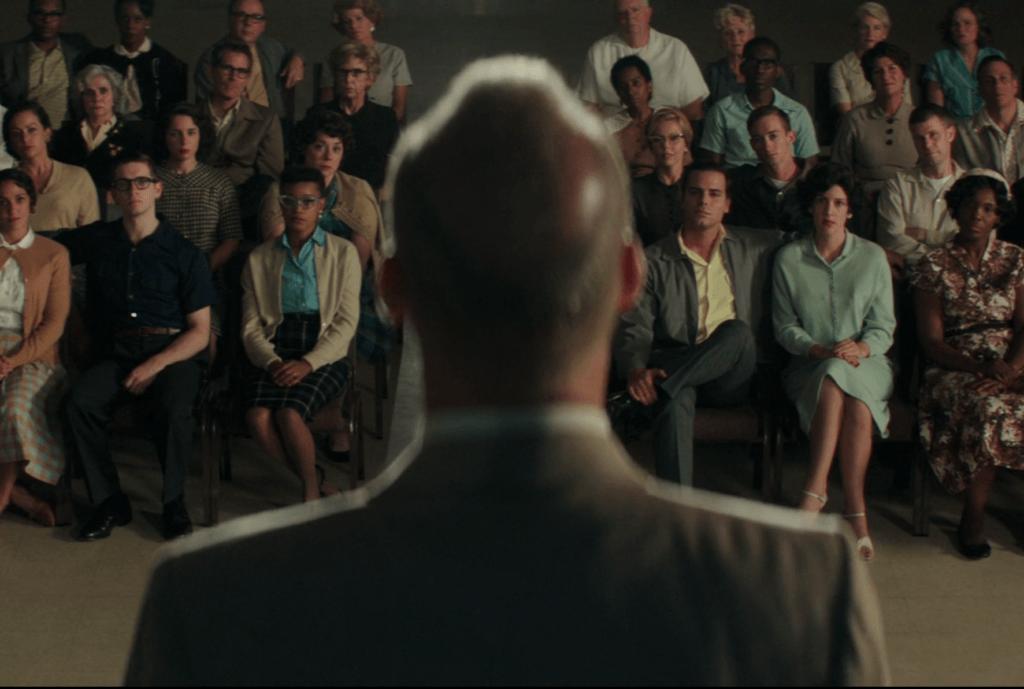 Film le Fondateur Ray Kroc recrute des franchisés