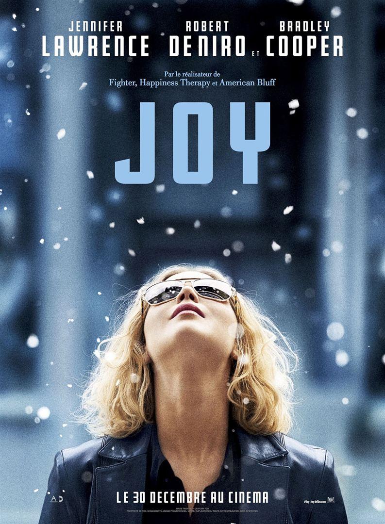 Affiche du film Joy de David O. Russel