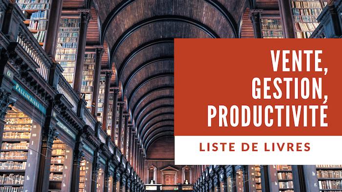 Bannière article liste des livres pour développer son entreprise