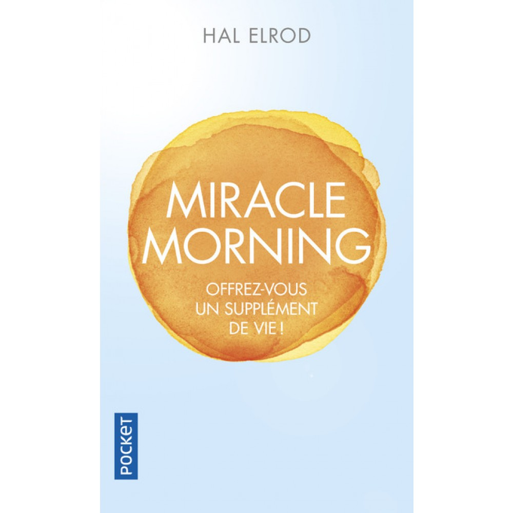 Couverture du livre The Miracle Morning de Hal Elrod
