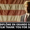 Scène du film Thank you for smoking, Nick Naylor