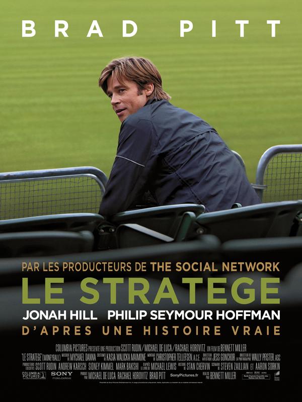 Affiche du film Le Stratège avec Brap Piit (2011)