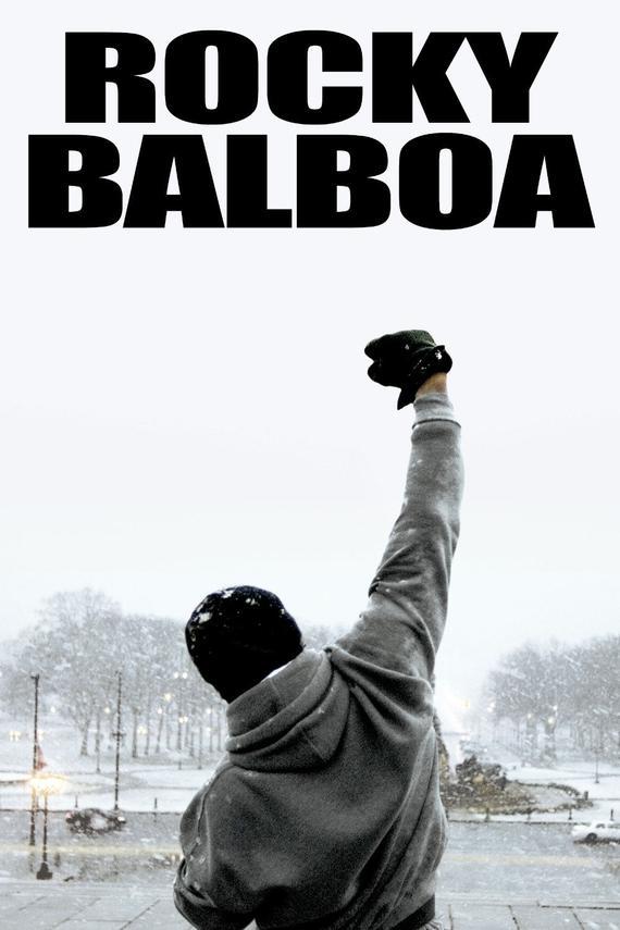 Couverture film Rocky Balboa