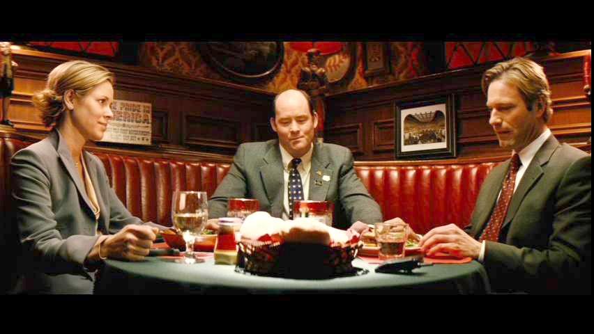 Scène du film THank You for smoking pour développer son entreprise