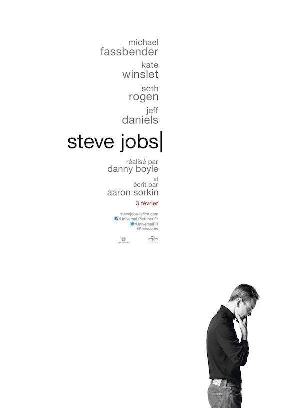 affiche film Steve Jobs