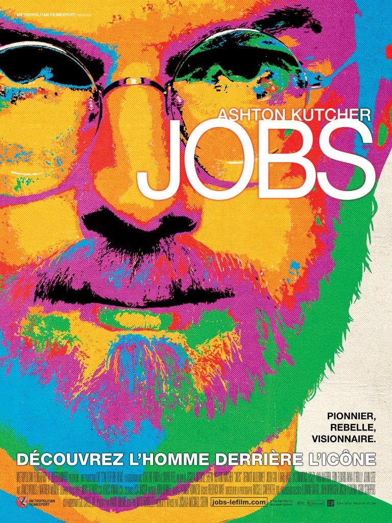 Affiche film Jobs 2013