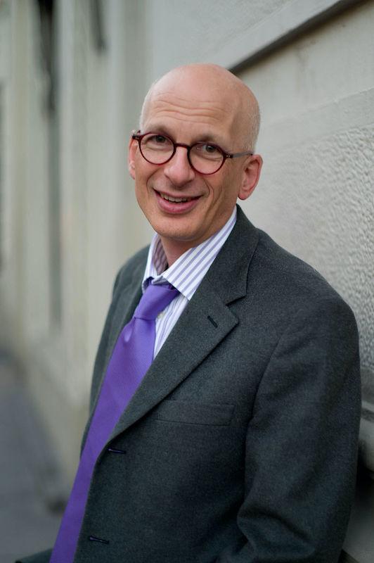 L'entrepreneur Seth Godin en 2009