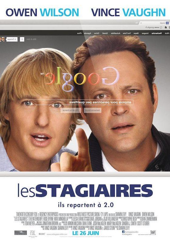 film developper entreprise inspiration Les Stagiaires
